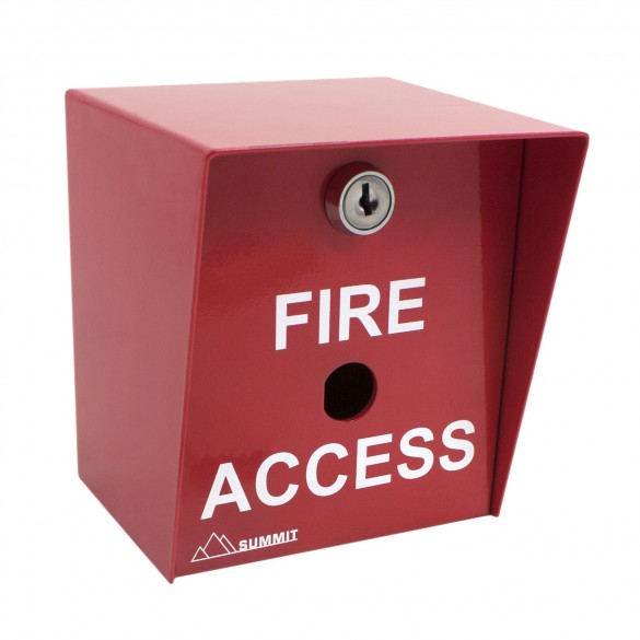 Nice Apollo 900 KNOX Fire Department Access Box for Knoxlock