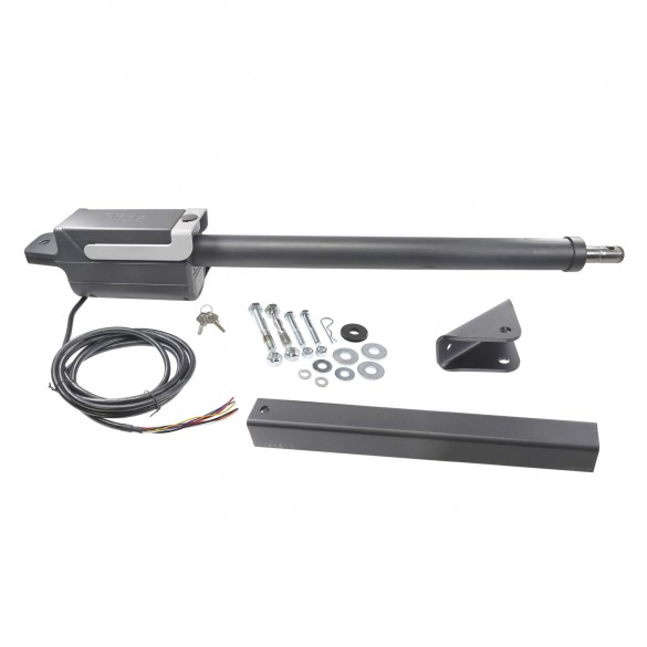Replacement Titan Actuator, 12V with Encoder, 12' Harness (With Mounting Hardware) - 912L-1