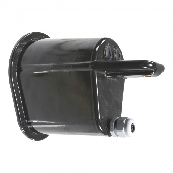 Nice Apollo A2012 Back Housing Aluminum Black