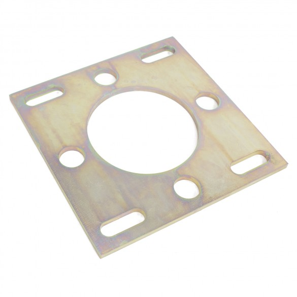 Nice Apollo 10038315 Bracket, Post Mount Plate