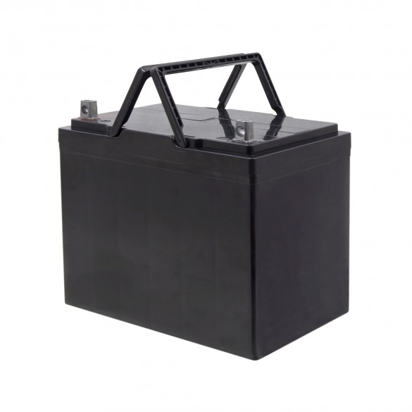 12V, 75Ah SLA / AGM Gate Operator Battery - BATT-12V-75