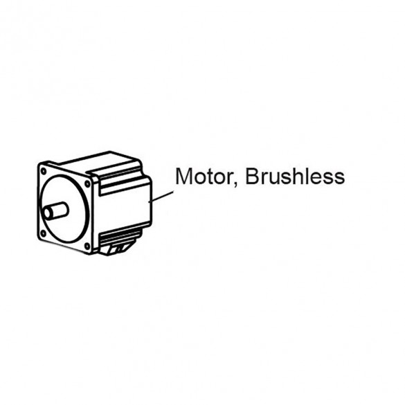 Brushless DC Motor - MX4407