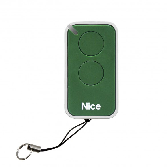 Nice Apollo Inti 2-Channel Mini Transmitter INTI2G/A - Green