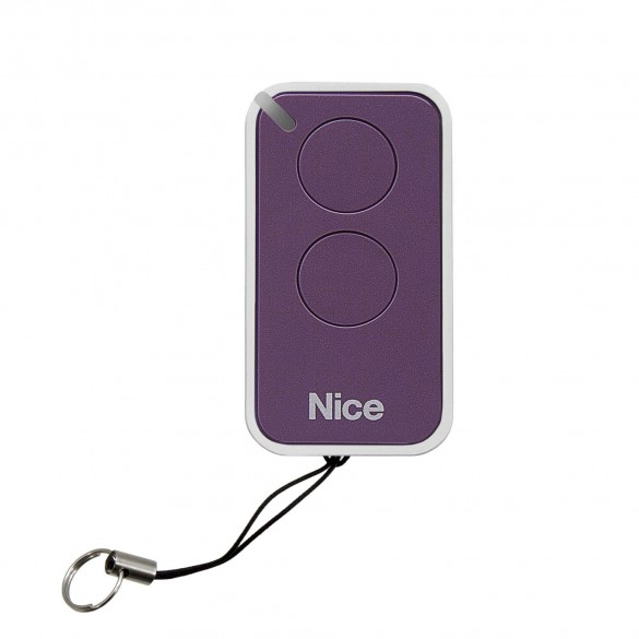 Nice Apollo Inti 2-Channel Mini Transmitter INTI2L/A - Lilac/Pink