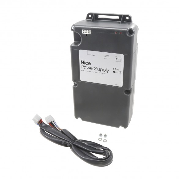 Nice Apollo PS224 24 Vdc Battery Back-Up for L-Bar and M-Bar Gate Openers