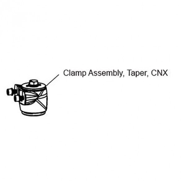 Taper Clamp Assembly - MX3930