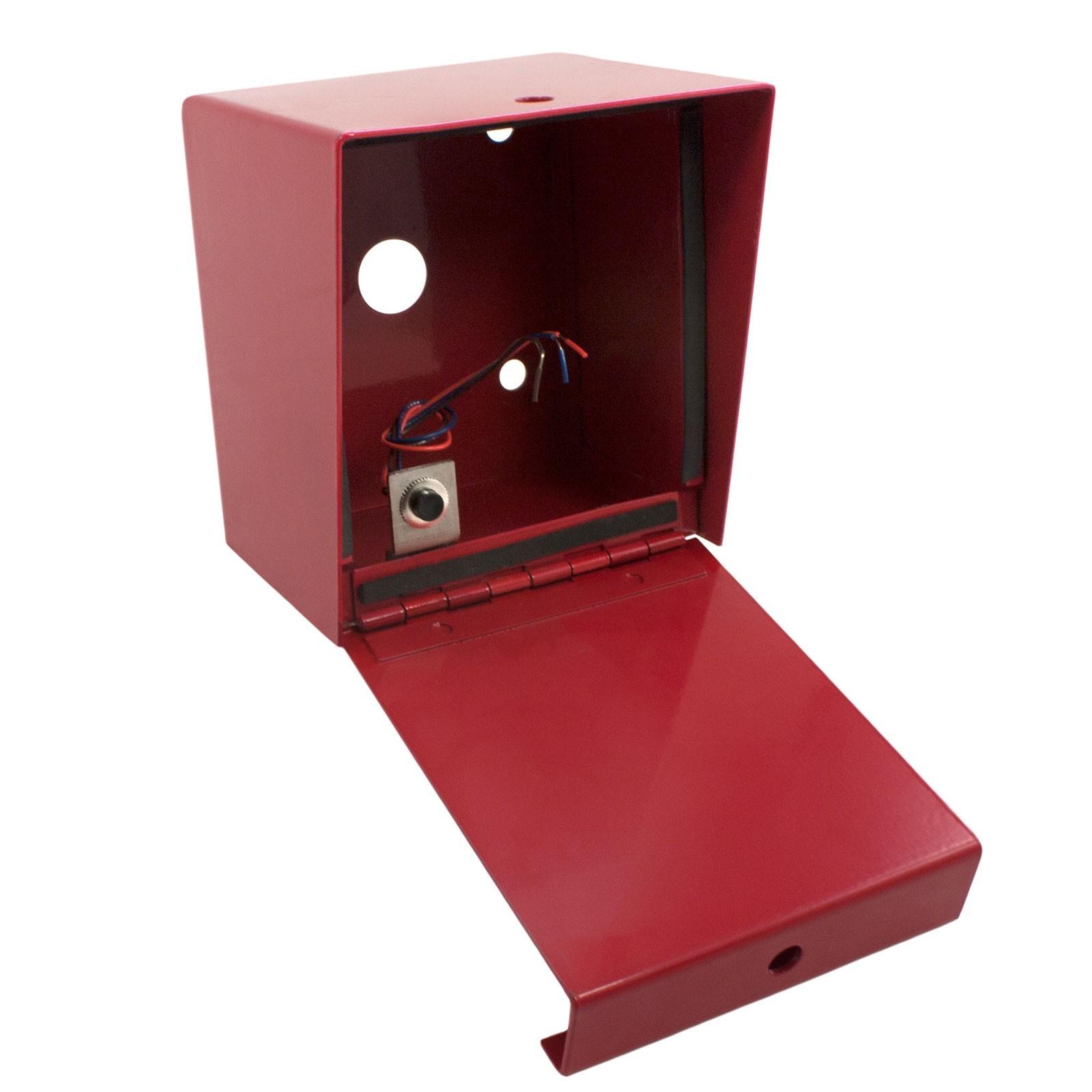 Nice Apollo 900 Pad Fire Department Access Box For Padlock