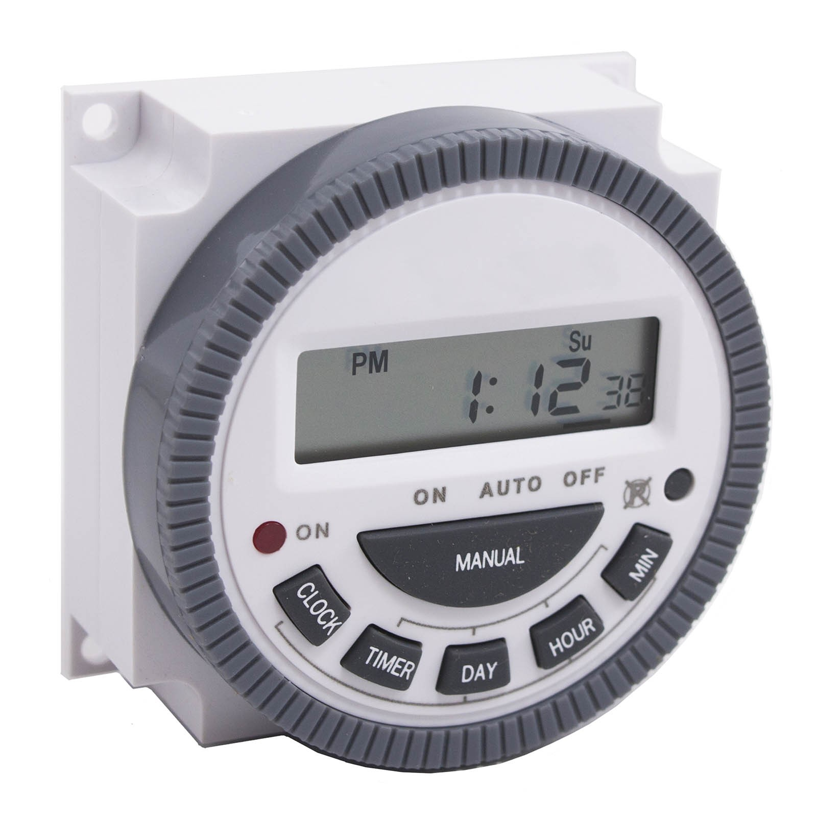 Nice Apollo 800cm 24 Timer 24v 7 Day Ac Dc Apollo Gate