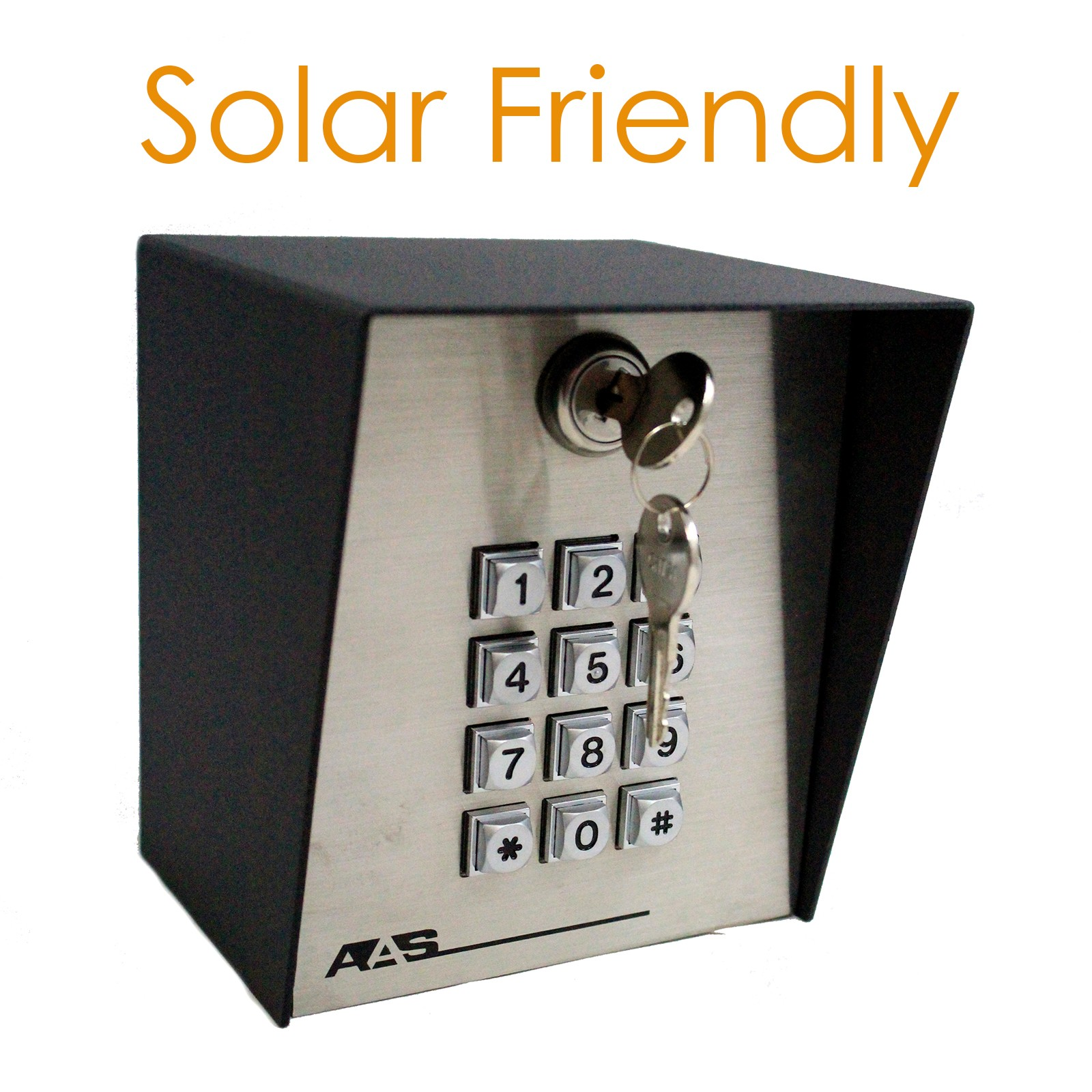 Nice Apollo 928 Solar Friendly Keypad Commercial Aas