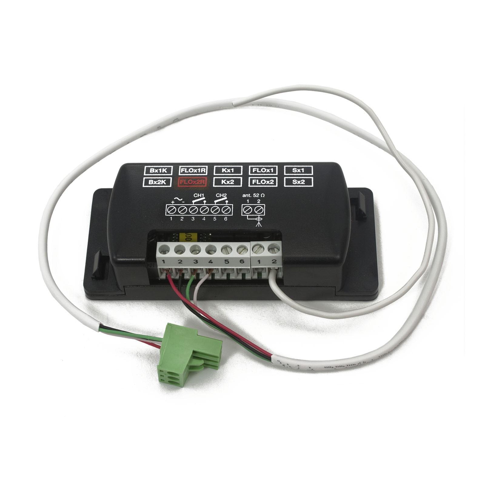 nice apollo 318n universal digital receiver mhz. Black Bedroom Furniture Sets. Home Design Ideas