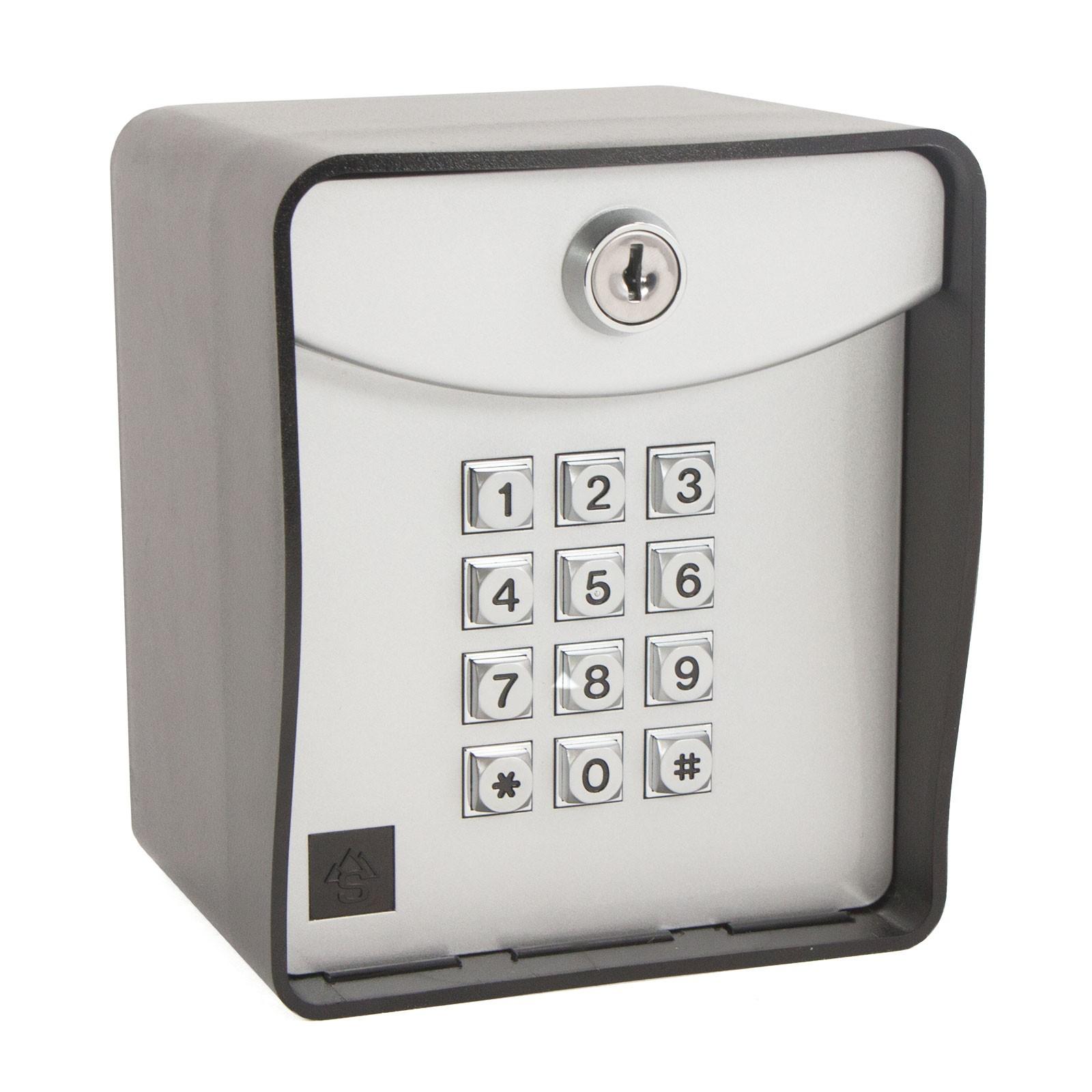 nice apollo ridge 300 wireless digital keypad w receiver. Black Bedroom Furniture Sets. Home Design Ideas