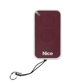 Nice Apollo Inti 2-Channel Mini Transmitter INTI2R - Red