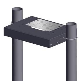 Nice Apollo Post Mount Kit for SmartCNX Openers - MX4566