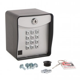Wireless Digital Keypad w/ Receiver (500 code) for Nice Apollo Gate Openers Ridge-433