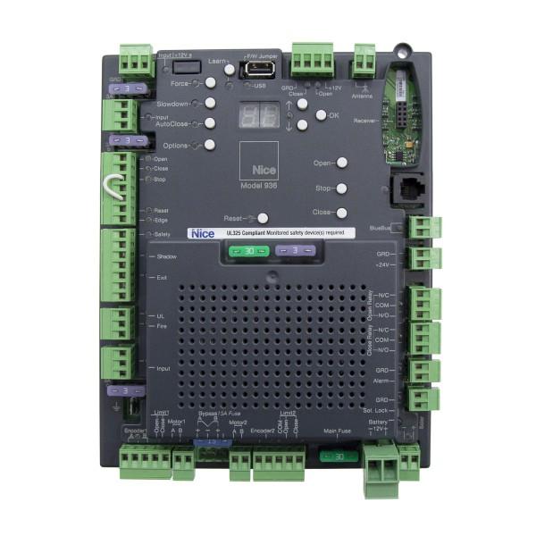 Nice Apollo 936 Control Board for 1550 / 1650 Swing Gate Openers UL325 2016
