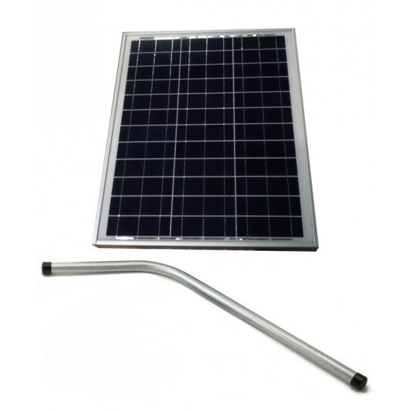 Nice Apollo 214SP Solar Panel (40 watts) with Mounting Bracket