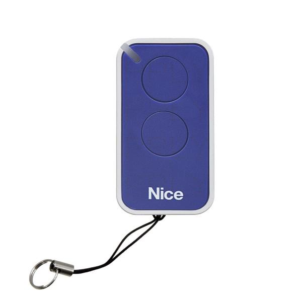 Nice Apollo Inti 2-Channel Mini Transmitter INTI2B/A - Blue