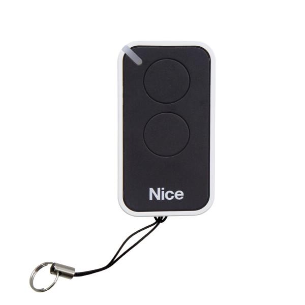 Nice Apollo Inti 2-Channel Mini Transmitter INTI2/A - Black