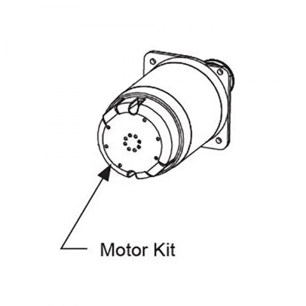 Motor Kit 1 hp for 4500/8500 models - NAKM001