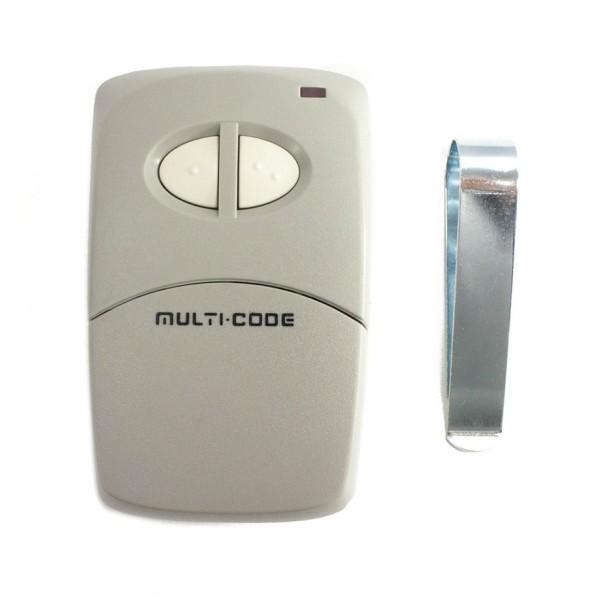 Multi Code 2 Channel Visor Transmitter