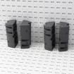 Nice Apollo Anti-Compression Block Kit MBAR - 20000155 (Grid Shown For Scale)