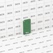 Nice Apollo Inti 2-Channel Mini Transmitter INTI2G - Green (Grid Shown For Scale)