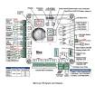 Nice Apollo Mercury 310 UL 325 Residential Smart Control Board - MX4920 - Inputs/Outputs Diagram