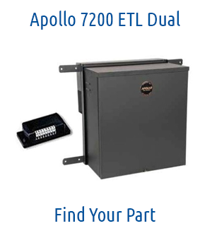 Apollo 7200 ETL Dual Gate Opener Parts