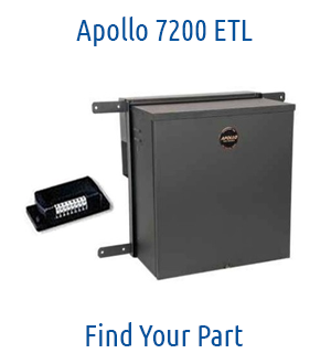Apollo 7200 ETL Gate Opener Parts