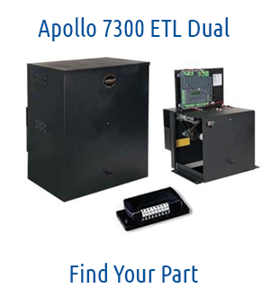 Apollo 7300 ETL Dual Gate Opener Parts